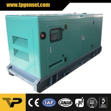 Silent type Three Phase 50Hz Diesel Generator Powered by Deutz 100Kva