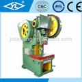 j21s garganta profunda de prensa de la máquina de perforación para el perfil de aluminio