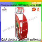 high quality supermarket special design cookies display stand
