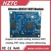 2014 hot selling AR9331 WiFi module openwrt TC-AR38SXWiFi Module USD RS232 UART to WiFi Module