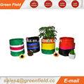 colorato e tela mini borse di impianto mini garden verticali
