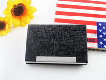 Good quality best selling business card holder storage case