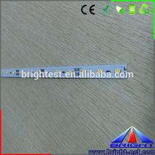Factory wholesale price 10lumen 60leds/meter 2835 5630 smd led rigid bar for light box