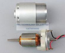 Mabuchi 385 motor 12V4800 24V9600 turn to DC motors