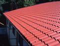 2.0mm espessura sem amianto para telhados telha para casa