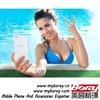 3g cdma gsm dual sim iocean x 8 mini blue dual sim card handphone