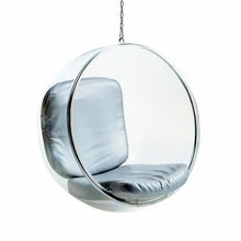 modern hanging chair hanging bubble chair leisure garden bubble chair