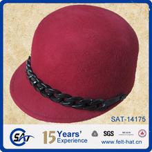hat and cap, 100% Australian wool