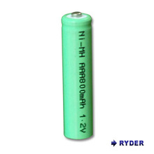 Nimh aa 600mah 1.2v rechargeable battery