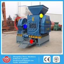 Economical active Lignite briquette press machine