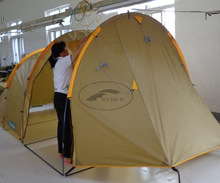Large Waterproof 6 Person Tunnel Tent for Family