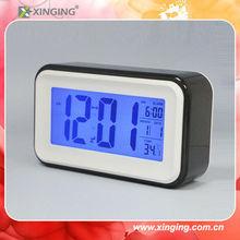 Home Decorate Silent Alarm Clock