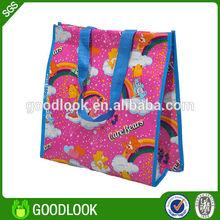 2014 good sale non woven bag eco friendly personalized reusable shopping bags