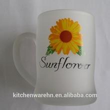 2014 New design, juice glass mugs, Haonai 211165