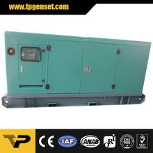 Silent type Three Phase 50Hz Diesel Generator Powered by Deutz 125Kva