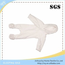 fashion baby sleeping sack human shape sleeping bag for children