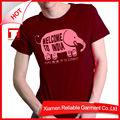 Animais impresso homens camisa da forma t produção preço competitivo