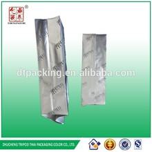 Custom Printing Moisture Proof Aluminum Foil Side Gusset Bag&Powder /Tea foil plastic bag