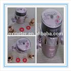 Single jet dry type class C volumetric meter for drinking water