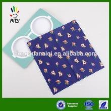microfiber eyeglass lens cleaning cloth