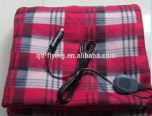 Heating blanket car 12V Plaid Electric Blanket for Automobile