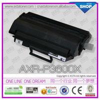 toner cartridge for XEROX P3600