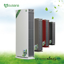 Home toilet Ozone esp air purifier with negative ion Air sterilizer