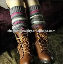 Aztec Leg Warmers - tribal print boot socks legwarmers - over the knee leg warmers - grace and lace
