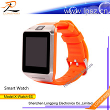"""2014 health monitor 1.54"""" inch silicon bluetooth watch for android ios"""