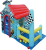 good sales looney tunes 2 jump bounce house for kids and adults