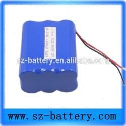18650 3s 2p battery pack 12v 4400mah electric vehicle bike battery price