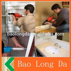Decorators liquid waterproof caulking silicone sealant