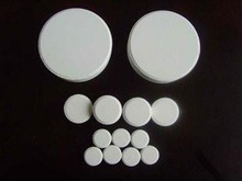 Chlorine Tablets 90% market trichloroisocyanuric acid price CAS NO.: 87-90-1