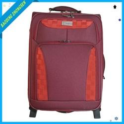 Professional Travelmate Nylon Eminent Suitcase Fashion