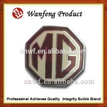 Wanfeng vendita diretta le ultime auto emblema, in lega di zinco automobile simbolo