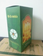 fine workmanship wholesale recyclable paper candle packaging boxes