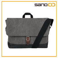 2015 Hot Design High Quality Canvas Laptop Bag For Women