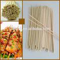 churrasco espeto de carne utilizado churrasco espeto de bambu