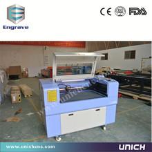 Gold quality - UNICH 6090 laser cutting machine&co2 laser&screen protector laser cutting machine