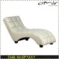 classic wood frame casa leather sofa