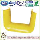 fiber optic joint enclosure/fiber cable protection tube/fiber groove