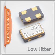 Factory Price H1 OX 3.2 x 2.5 CMOS TTL SMD quartz crystal oscillator 8.000mhz smd resonator