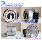 SF6 gas air pressure gauge or manometer in wika standard
