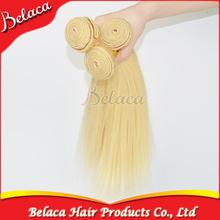 alibaba esprimere prodotti di alta qualità groviglio libero migliore colorati estratti doppio mossi biondi capelli remy brasiliano