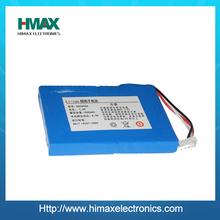 best quality mp4 7.4v 1800mah li-polymer battery