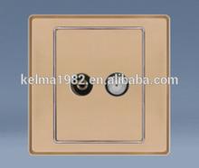 KR-026 TV and satellite socket
