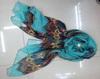 2014 fashion and beautiful women muslim head scarf