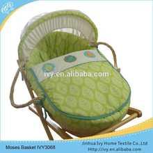 corn husk basket moses set baby travel product