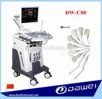 equipos de ultrasonidos&trolly doppler ultrasound machine DW-C80
