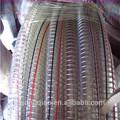 1.5 polegadas tubos de pvc pvc espiral mangueiras flexíveis